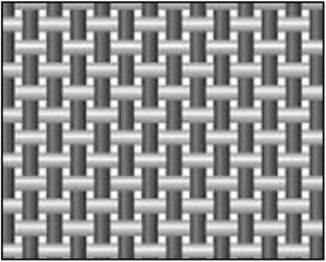 plain-weave