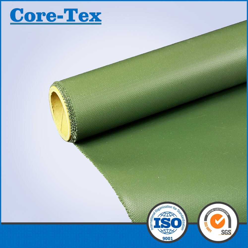 The characteristics of high-quality high termperature silicone cloth